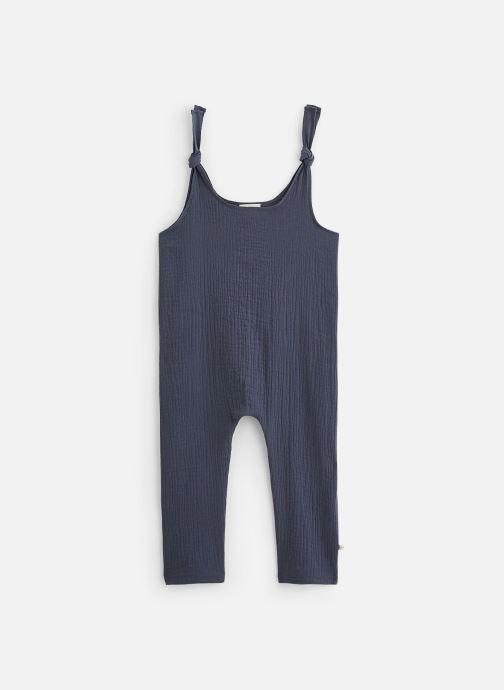 Vêtements Les Petites Choses Combilong gaze CHAZ Vert vue détail/paire