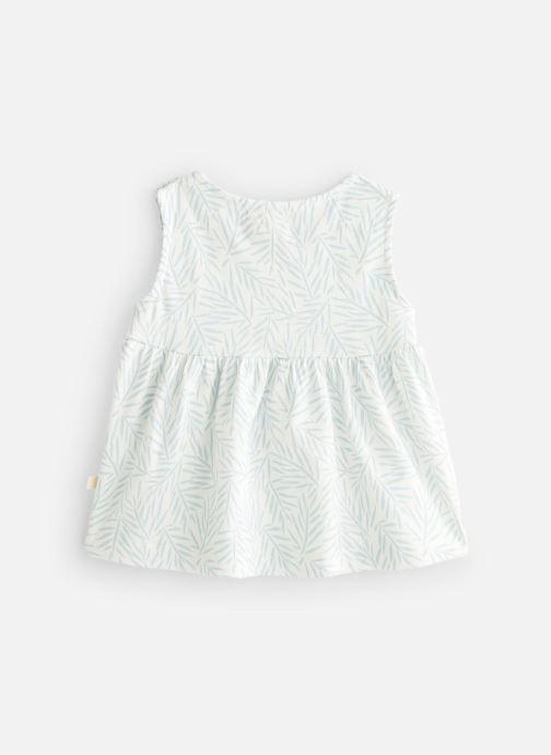 Vêtements Les Petites Choses Blouse BETTY Vert vue bas / vue portée sac