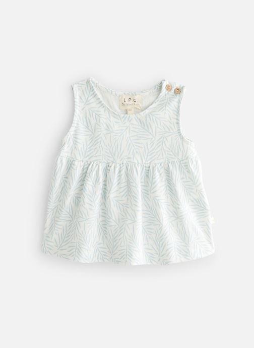 Vêtements Les Petites Choses Blouse BETTY Vert vue détail/paire