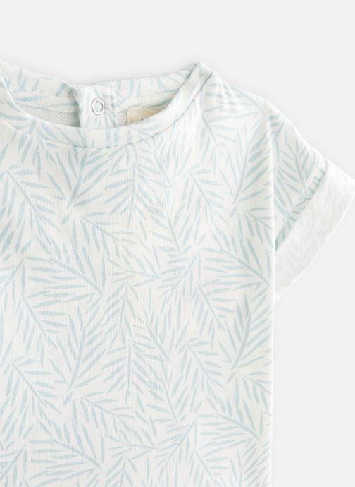 Vêtements Les Petites Choses T-Shirt TORRY Vert vue portées chaussures