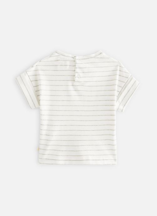 Vêtements Les Petites Choses T-Shirt TORRY Beige vue bas / vue portée sac