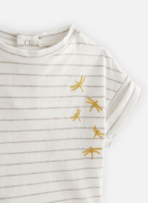 Vêtements Les Petites Choses T-Shirt TORRY Beige vue portées chaussures