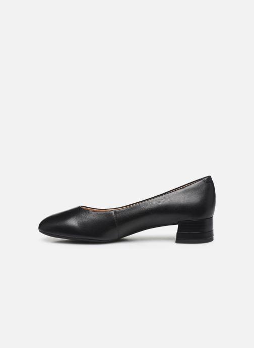 Zapatos de tacón Geox D CHLOO MID D949XB Negro vista de frente