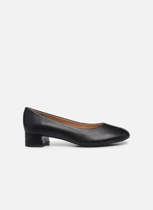 Zapatos de tacón Geox D CHLOO MID D949XB Negro vistra trasera
