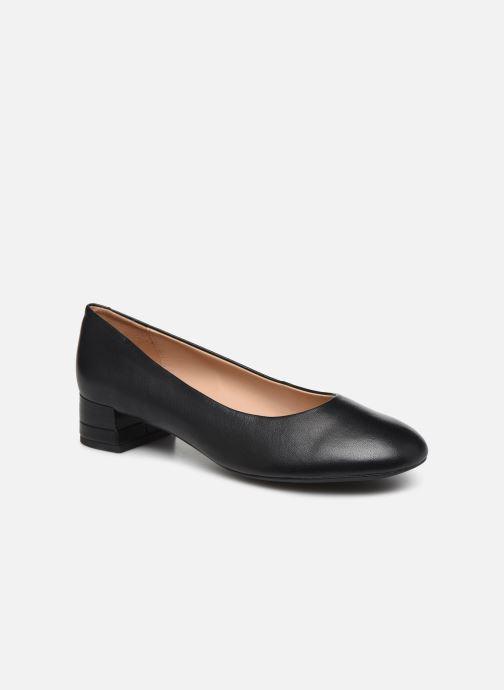 Zapatos de tacón Geox D CHLOO MID D949XB Negro vista de detalle / par