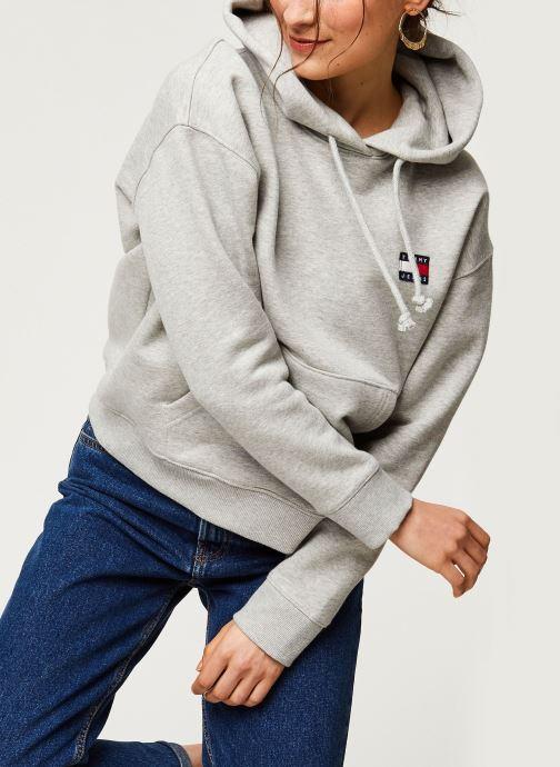 Sweatshirt hoodie - TWJ Tommy Badge Hoodie