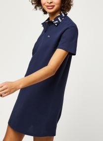 Twj Branded Collar Polo Dress