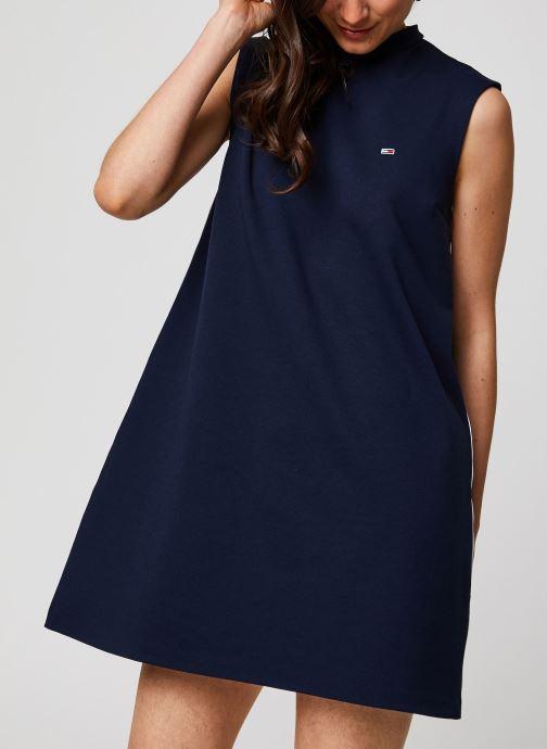 Robe mini - TWJ Tape Detail A-Line Dress