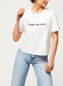 TWJ Modern Linear Logo Tee