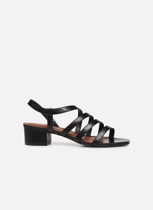 Sandales et nu-pieds Nat & Nin HALLEY Noir vue derrière