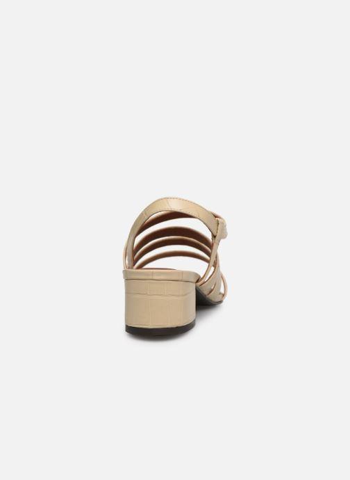 Sandales et nu-pieds Nat & Nin HALLEY Blanc vue droite