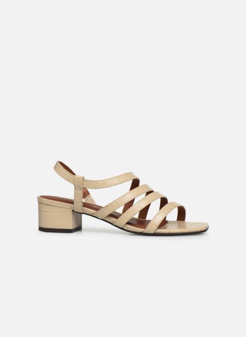 Sandales et nu-pieds Nat & Nin HALLEY Blanc vue derrière
