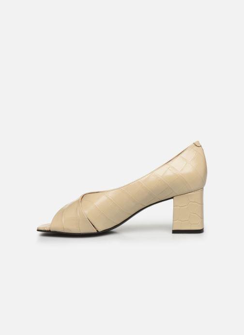 Zapatos de tacón Nat & Nin PERNY Blanco vista de frente