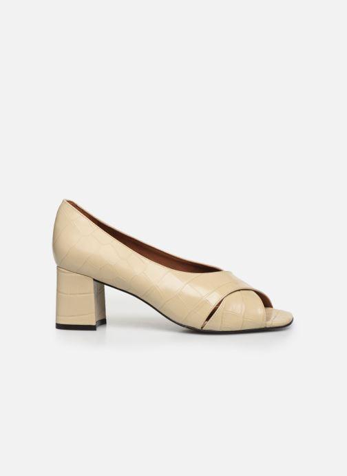 Zapatos de tacón Nat & Nin PERNY Blanco vistra trasera