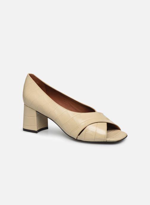 Zapatos de tacón Nat & Nin PERNY Blanco vista de detalle / par