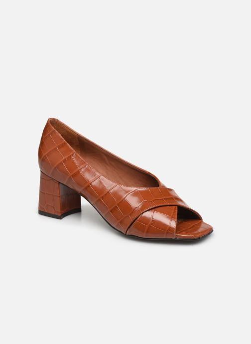 Zapatos de tacón Nat & Nin PERNY Marrón vista de detalle / par