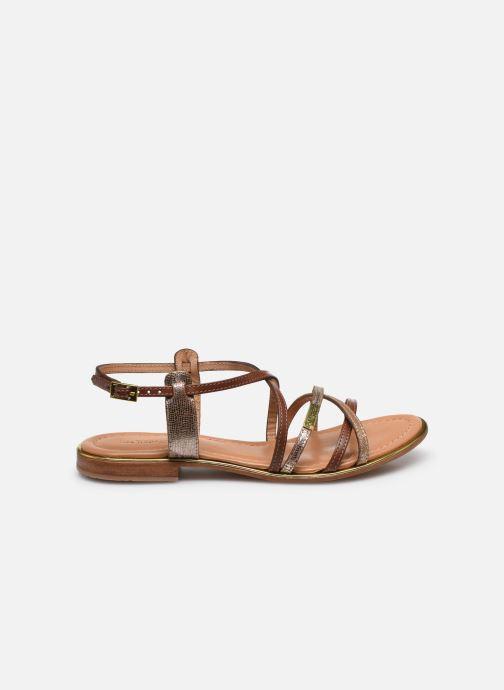 Sandales et nu-pieds Les Tropéziennes par M Belarbi HARRY Or et bronze vue derrière