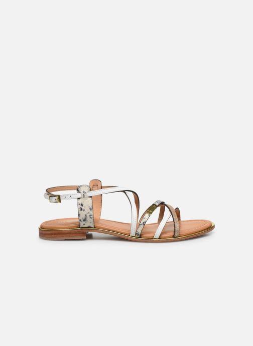 Sandales et nu-pieds Les Tropéziennes par M Belarbi HARRY Blanc vue derrière