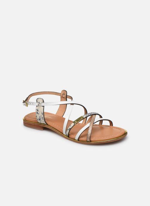Sandales et nu-pieds Les Tropéziennes par M Belarbi HARRY Blanc vue détail/paire