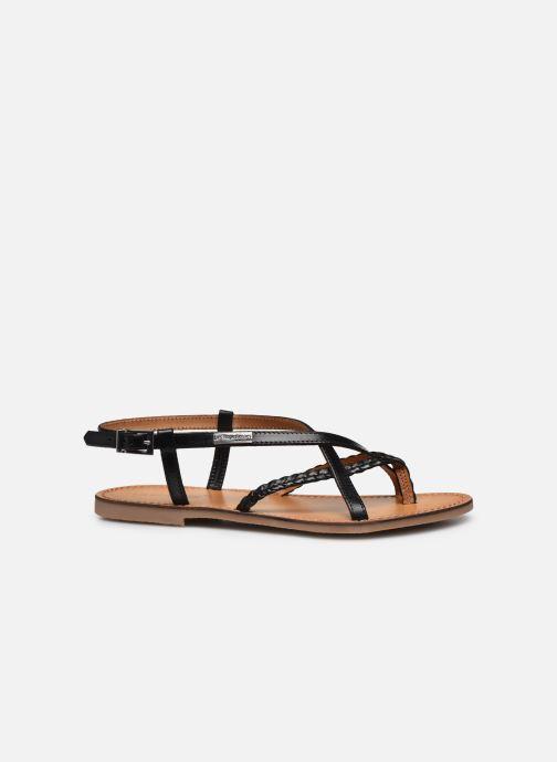 Sandales et nu-pieds Les Tropéziennes par M Belarbi CHOU Noir vue derrière