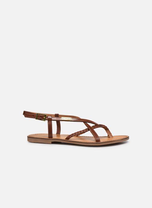 Sandales et nu-pieds Les Tropéziennes par M Belarbi CHOU Marron vue derrière