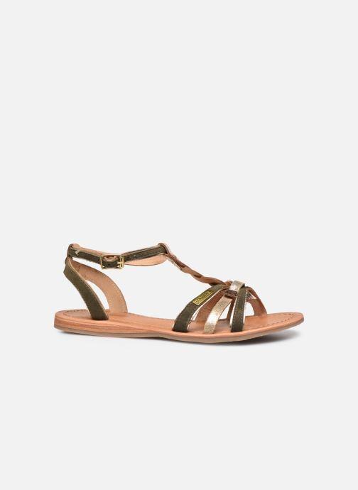 Sandales et nu-pieds Les Tropéziennes par M Belarbi HAMUC Vert vue derrière