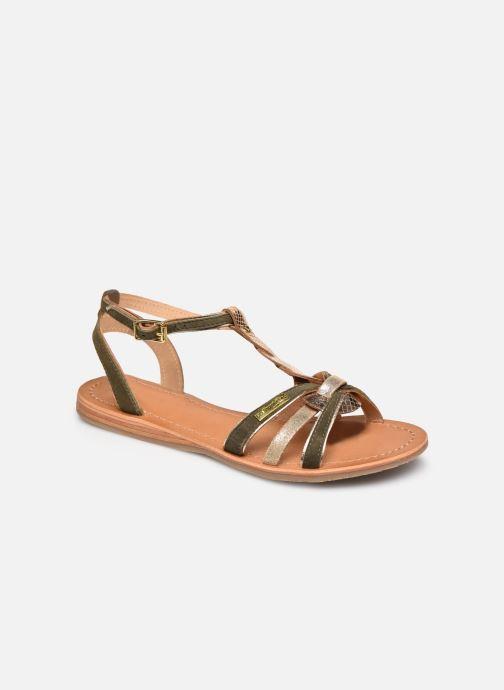 Sandales et nu-pieds Les Tropéziennes par M Belarbi HAMUC Vert vue détail/paire