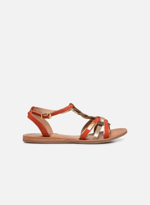 Sandali e scarpe aperte Les Tropéziennes par M Belarbi HAMUC Arancione immagine posteriore