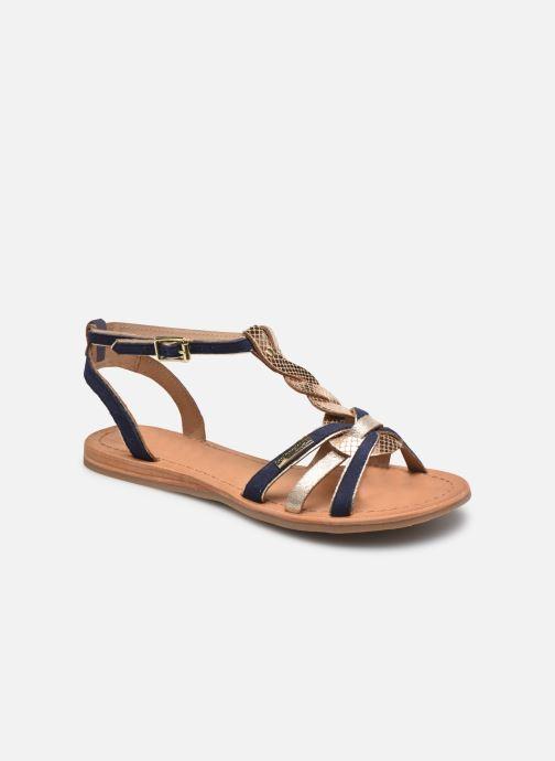 Sandales et nu-pieds Les Tropéziennes par M Belarbi HAMUC Bleu vue détail/paire