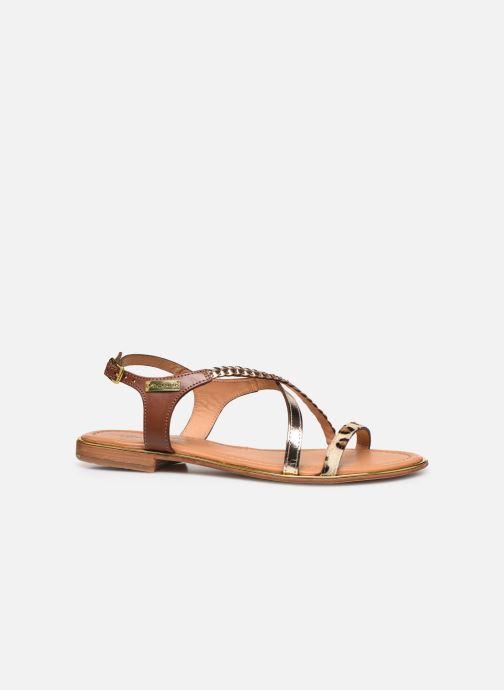 Sandales et nu-pieds Les Tropéziennes par M Belarbi HORSOU Or et bronze vue derrière