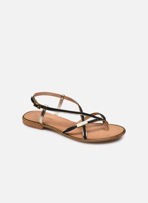 Sandales et nu-pieds Les Tropéziennes par M Belarbi MONAGOLD Noir vue détail/paire