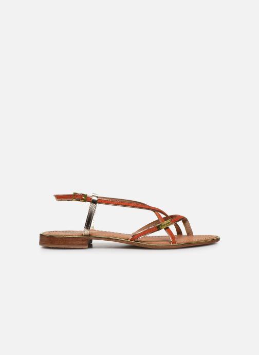 Sandali e scarpe aperte Les Tropéziennes par M Belarbi MONAGOLD Arancione immagine posteriore