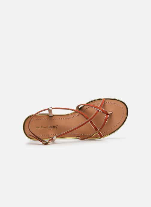 Sandali e scarpe aperte Les Tropéziennes par M Belarbi MONAGOLD Arancione immagine sinistra