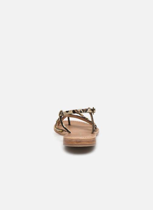 Sandales et nu-pieds Les Tropéziennes par M Belarbi MONACLOU Marron vue droite