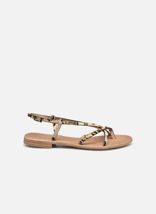 Sandales et nu-pieds Les Tropéziennes par M Belarbi MONACLOU Marron vue derrière