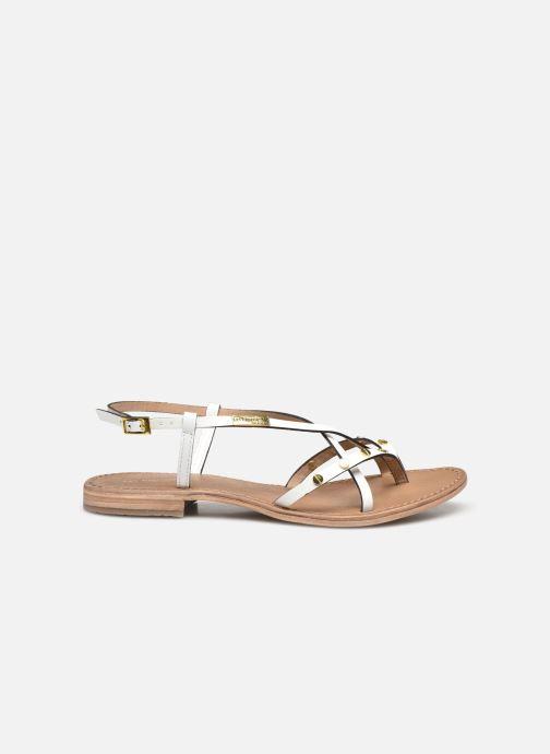 Sandales et nu-pieds Les Tropéziennes par M Belarbi MONACLOU Blanc vue derrière