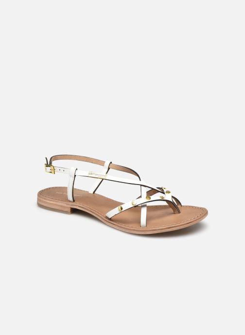 Sandales et nu-pieds Les Tropéziennes par M Belarbi MONACLOU Blanc vue détail/paire
