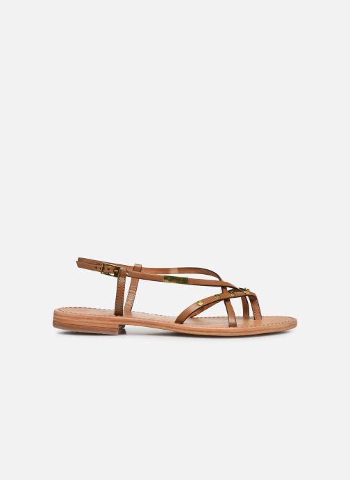 Sandales et nu-pieds Les Tropéziennes par M Belarbi MONACLOU Beige vue derrière