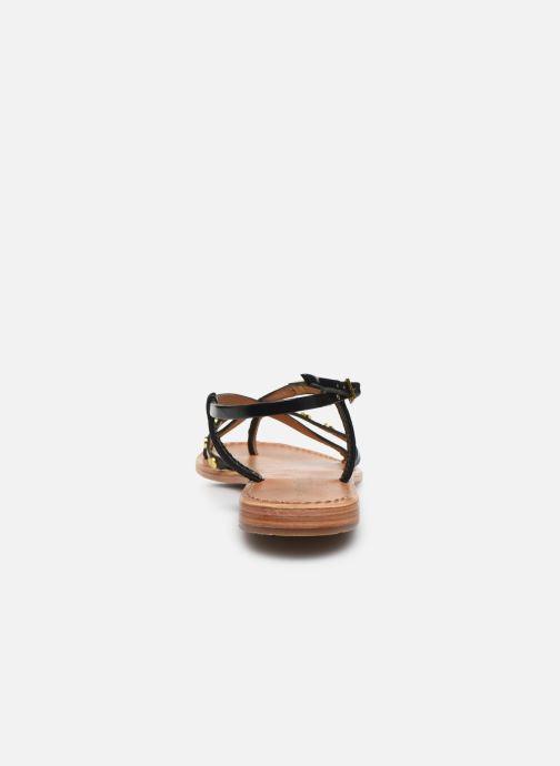Sandales et nu-pieds Les Tropéziennes par M Belarbi MONACLOU Noir vue droite