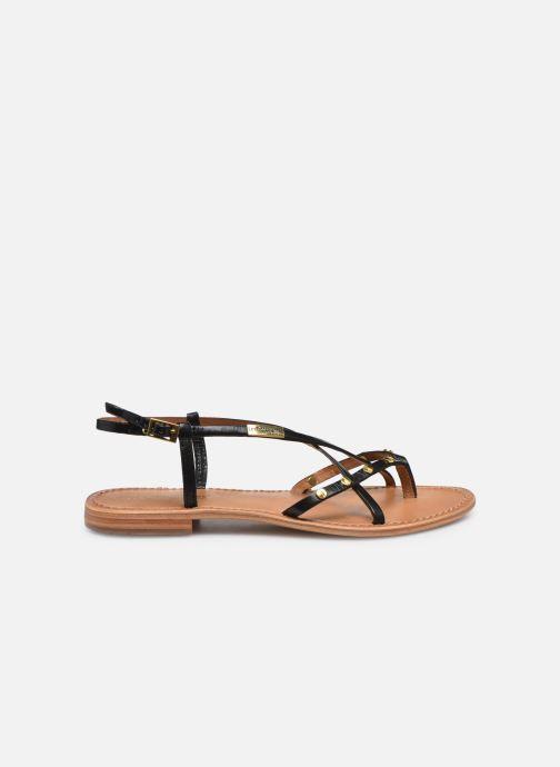 Sandales et nu-pieds Les Tropéziennes par M Belarbi MONACLOU Noir vue derrière