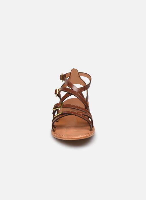 Sandaler Les Tropéziennes par M Belarbi BOUCLE Brun se skoene på