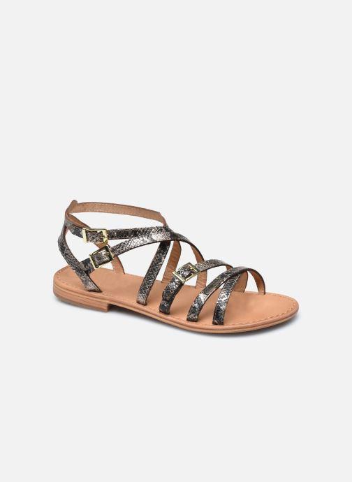 Sandalen Les Tropéziennes par M Belarbi BOUCLE gold/bronze detaillierte ansicht/modell