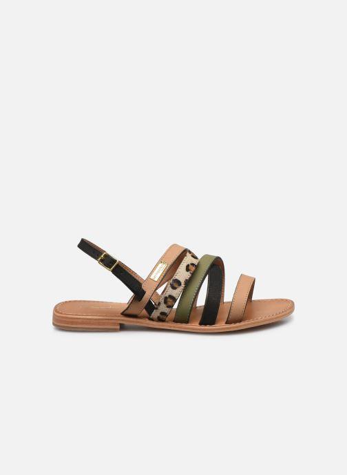 Sandales et nu-pieds Les Tropéziennes par M Belarbi HOP Vert vue derrière