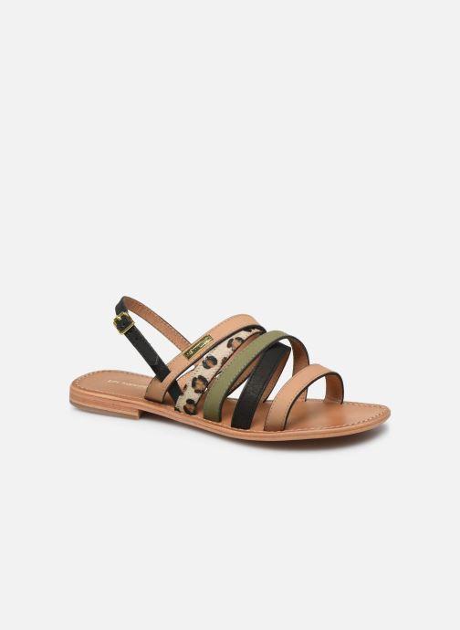 Sandales et nu-pieds Les Tropéziennes par M Belarbi HOP Vert vue détail/paire