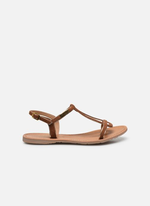 Sandales et nu-pieds Les Tropéziennes par M Belarbi HABUC Marron vue derrière