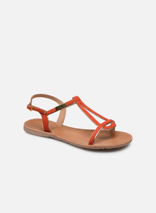 Sandalen Les Tropéziennes par M Belarbi HABUC orange detaillierte ansicht/modell