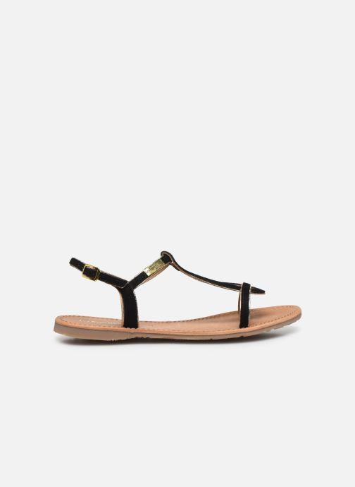 Sandales et nu-pieds Les Tropéziennes par M Belarbi HABUC Noir vue derrière