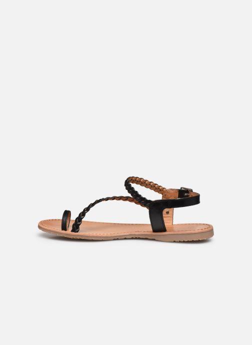 Sandali e scarpe aperte Les Tropéziennes par M Belarbi HIDEA Nero immagine frontale