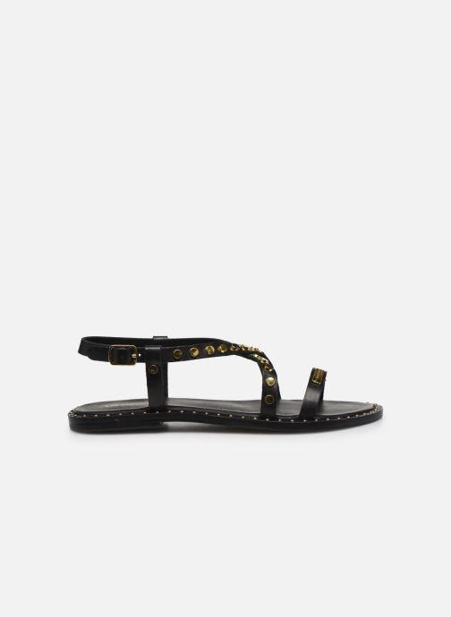 Sandales et nu-pieds Les Tropéziennes par M Belarbi POLO Noir vue derrière