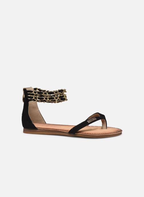 Sandales et nu-pieds Les Tropéziennes par M Belarbi GRIFIA Noir vue derrière